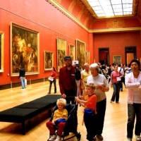 Лувр- графика(более 650 изображений).